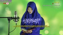 Merdunya Bacaan! Beautiful Quran Recitation - Indonesian Maghrifah M Hussein - Surah 'Abasa (1-40) - Femme Voix Angélique Récitation Du Coran  - सुंदर कुरान सस्वर पाठ -  - تلاوة القرآن الكريم مغرفة م حسين