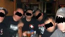 Reportage deutsch Gefährliche Gangs Skinheads (Bande, Schar)