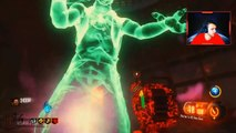 Black Ops 3 ZOMBIES Shadows of Evil KILL THE SHADOW MAN EASTER EGG TUTORIAL! (BO3 Zombies)