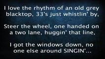Granger Smith- Backroad Song lyrics