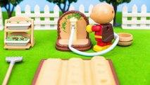 アンパンマンおもちゃアニメ 畑で野菜づくり PPCandy Channel Anpanman Toy Anime