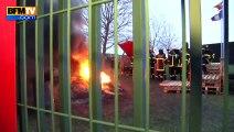 Calvados : le ras-le-bol des sapeurs-pompiers