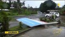 Le Cyclone Ula a touché les Tonga et s'approche de Fidji