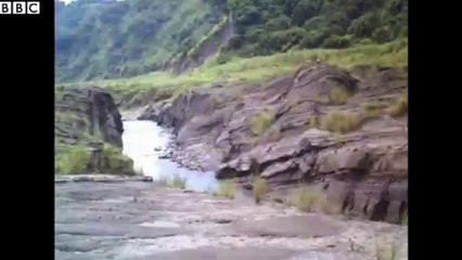 Taiwanese Canyon Is Expected To Disappear In 50 Years