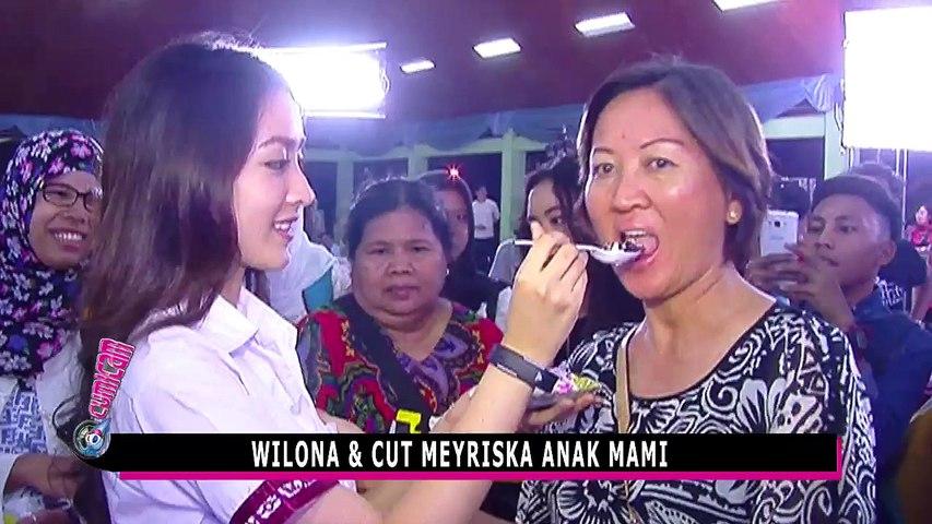 Wilona dan Cut Meyriska Anak Mami - Cumicam 01 Januari 2016