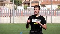 Caño/Túnel de Ruleta para Fútbol 11 - Vídeos, Jugadas y Trucos de fútbol Sala & Street soccer