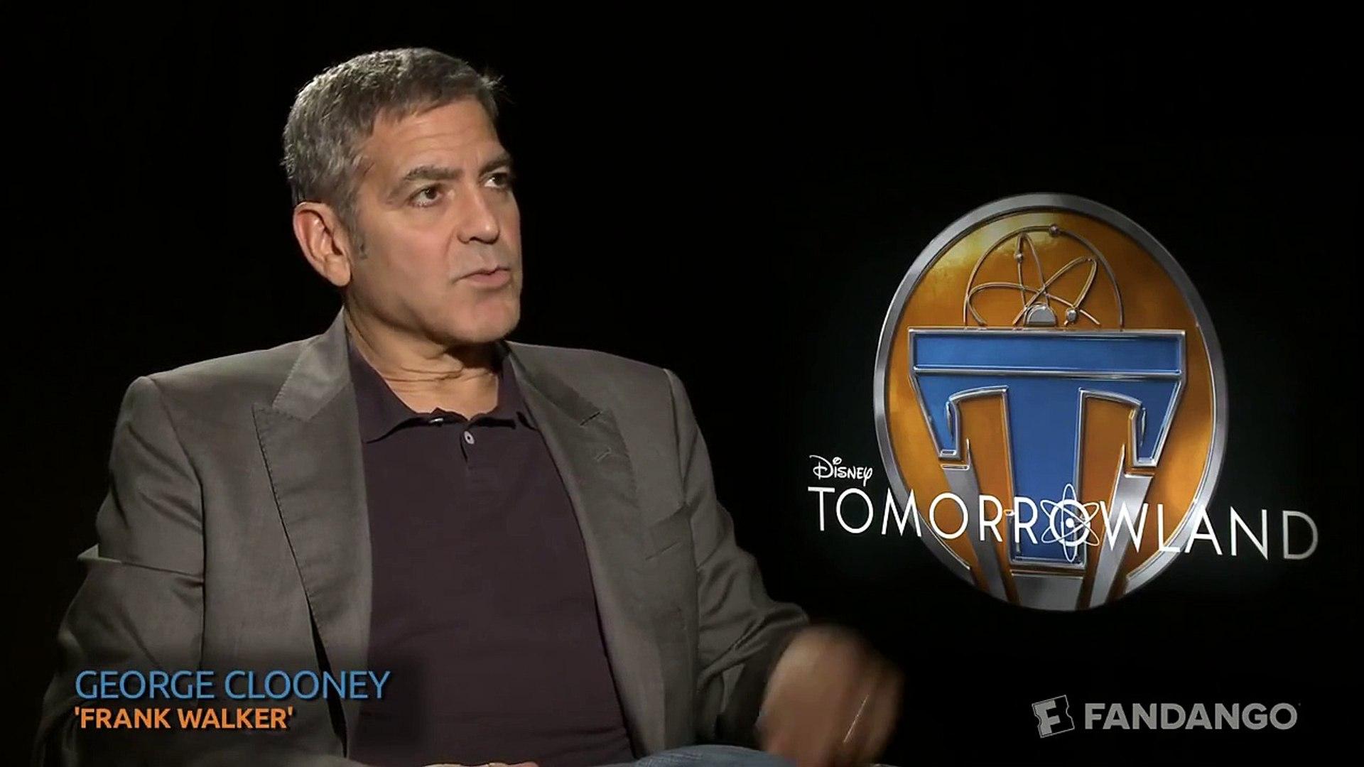 Tomorrowland Interview HD | Celebrity Interviews | FandangoMovies
