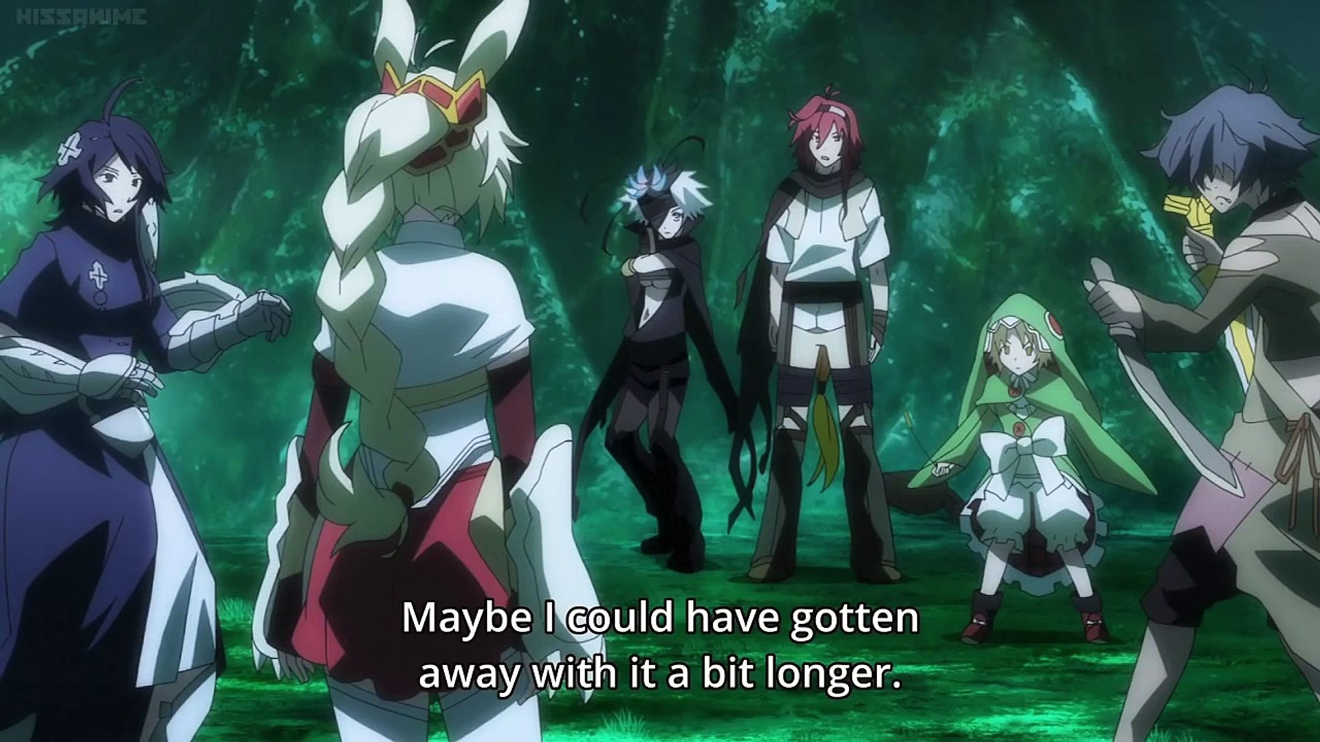 【Rokka no Yuusha: 7th Brave REVEALED, 8th Brave Introduced, Adlet x Fremy】- Awesome Anime - HD 1080p