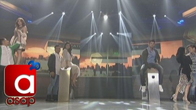 ASAP: Maja, Kim, Rayver, Enchong, EA, Zeus and Jamie danced to 'You and Me'
