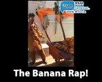 Banana Rap Funny-banana song-