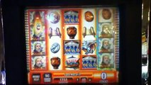 PENNY VIDEO SLOT MACHINES WITH SUPER RESPINS AND ZERO WINS Las Vegas Strip Casino