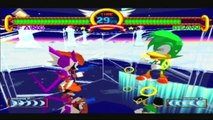 Lets Play Fighters Megamix Sega Saturn Mark VS Jamie Battle