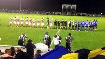 Coupe de France de football : Chambly - Reims