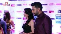 Aishwariya & Abhishek Bachchan at  Mumbai's Most Stylish Awards 2015 _ HT