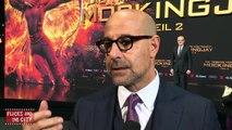 The Hunger Games Mockingjay Part 2 Interviews - Jennifer Lawrence, Josh Hutcherson, Liam H
