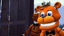 SFM FNAF World Animation: King Freddy X Bonnie (Five Nights at Freddys Animated)