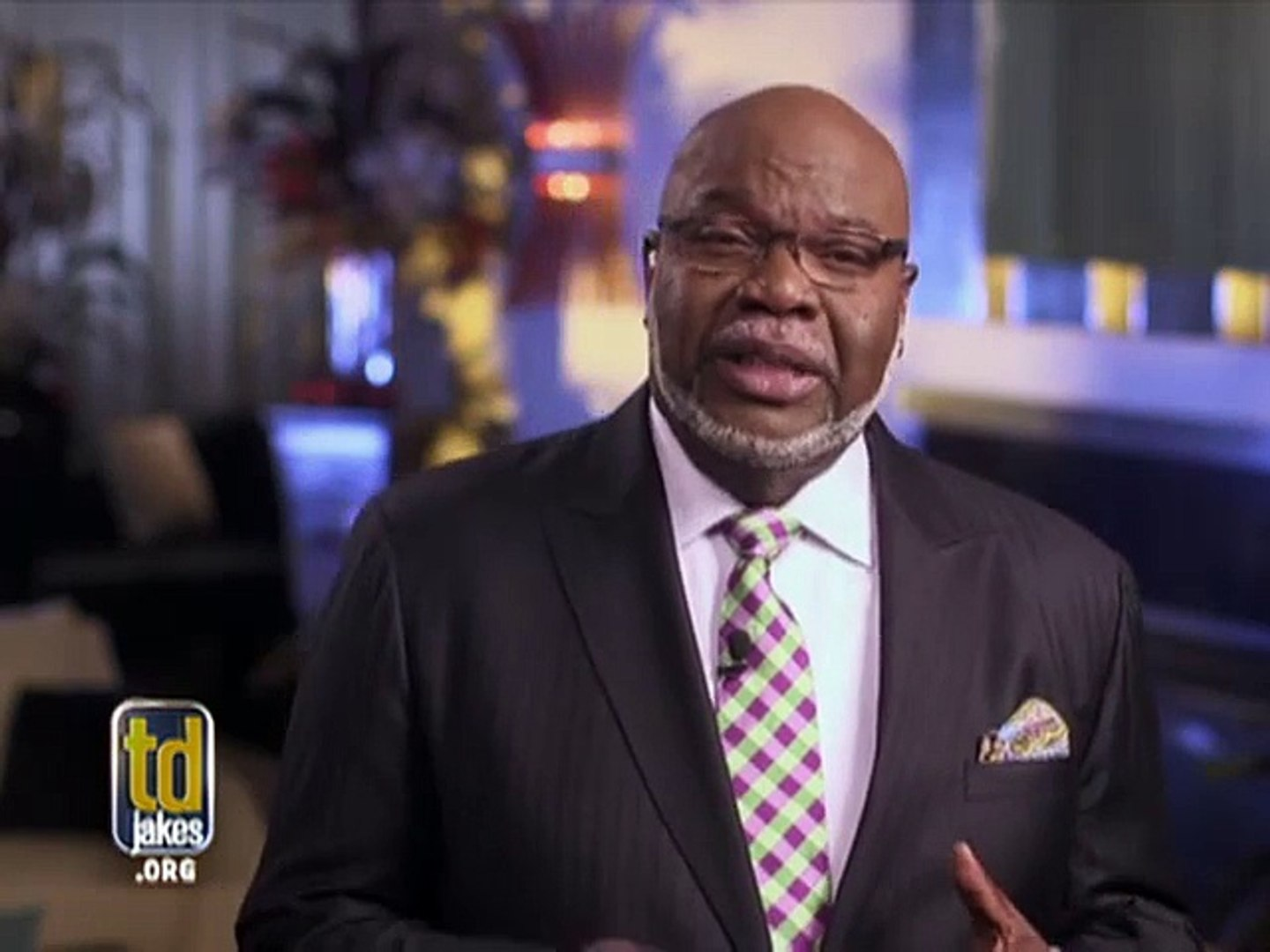 Bishop TD Jakes Sermons 2016 - The Core of Transformation -The Potter's Touch