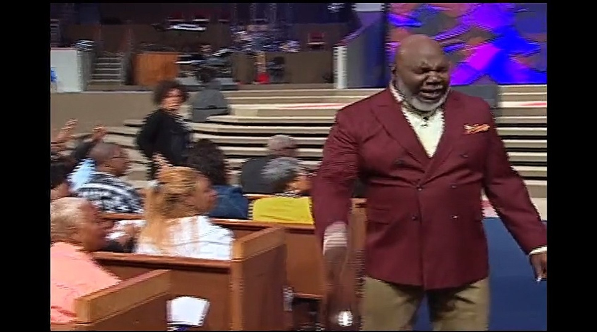 Bishop TD Jakes Sermons 2016 - The Famine Is Over - The Potter's Touch