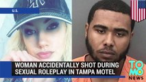 Fatal sex encounter: Florida man accidentally shoots woman in freaky sex roleplay - TomoNews