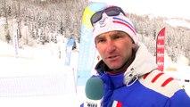 D!CI TV : Une compétition de ski entre valides et handicapés à Vars