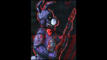 FNAF tribute : Bonnie and Withered Bonnie