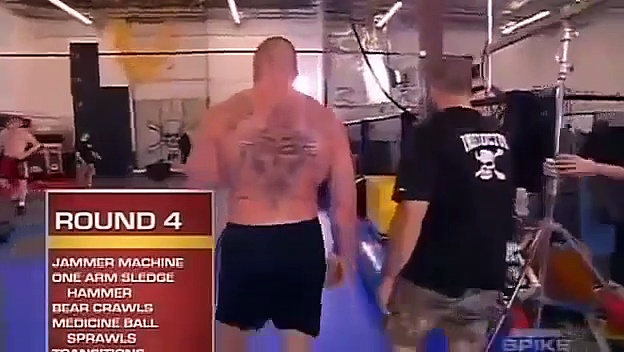 Brock Lesnar workout _ brock lesnar workout 2015 _ brock lesnar workout in gym