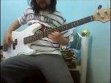 Black Sabbath-Heaven And Hell Bass Guitar Cover