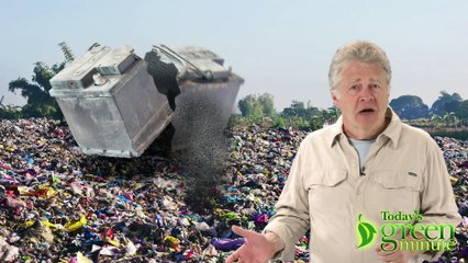 Toxic Trash Transformed!