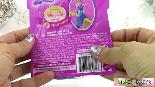 Play Doh Magiclip Disney Princesse Pâte à modeler Cendrillon Poupée Plastilina - Vidéo Dailymotion
