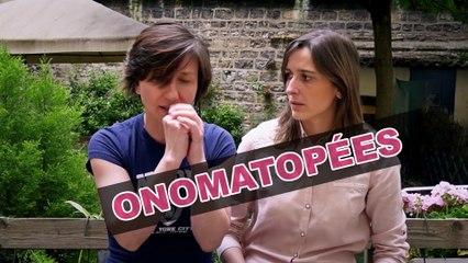 Onomatopées - Les Zécriveuses