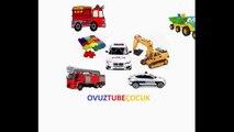 ambulans yapboz oyunu ambulans parçalarını birleştirme