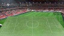 Freamunde vs Benfica B (Onze Inicial Benfica) Segunda Liga 2015-2016