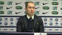 """Foot - CDF : Jardim «Lacina Traoré a dit """"Ferme ta bouche""""» à l'autre joueur"""