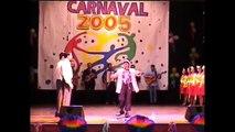 Carnaval Ilha Graciosa 2005   Dança de Espada da Vila da Praia do Mestre Sampaio