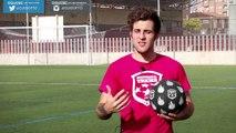 Back heel Flick up - Trucos, Videos y Jugadas de Fútbol calle & Street Soccer