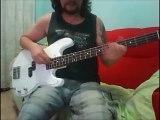 Black Sabbath-N.I.B Bass Guitar Cover