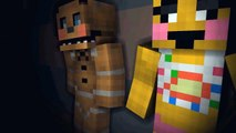 Five Nights at Freddys 2 Animated! (Minecraft Animation)