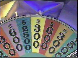 Wheel of Fortune (March 7th, 2005) part 1/2