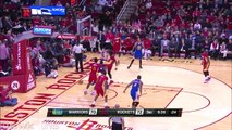 Klay Thompson vs James Harden SHOOTOUT Duel 2015.12.31 38 Pts For Klay, 30 For Harden!