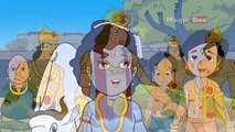 0092 KRISHNA STORY SHELTER UNDER GOVARDHAN -- SONG - video dailymotion