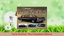 PDF Download  Ford Cortina The Complete History Download Full Ebook
