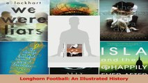 Longhorn Football An Illustrated History PDF