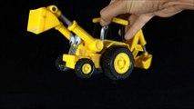 bob le bricoleur bob the builder scoop loader construction vehicle jouet bob the builder toys loader Construction vehicles toys SCOOP bob the builder toys