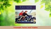 Download  Triumph Twins and Triples PDF Online