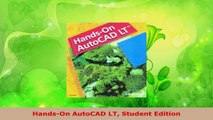 Read  HandsOn AutoCAD LT Student Edition EBooks Online
