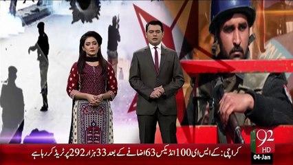 Gujranwala Police Operation – 04 Jan 16 - 92 News HD