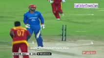 Fall Of Wickets Of Afghanistan Innings 3rd ODI v Zimbabwe :- www.OurCricketTown.com
