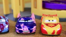 Disney Cars Color Changer Mater Bad Paint Job to Lightning McQueen at Ramones House of Body Art