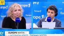 """Maryse Wolinski / Charlie Hebdo : """"""""Le dispositif de sécurité qui protégeait """"Charlie Hebdo"""" était insuffisant"""""""