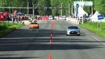 Porsche GT3 RS 9ff VS: Porsche 911 Evotech; GT R EcuTek; GT R AMS